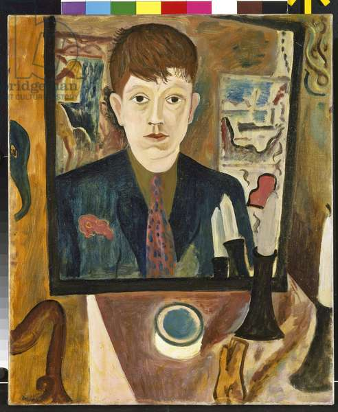Self Portrait, 1928 (oil on canvas)