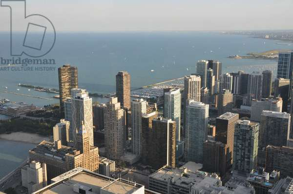 General view, Chicago (photo)