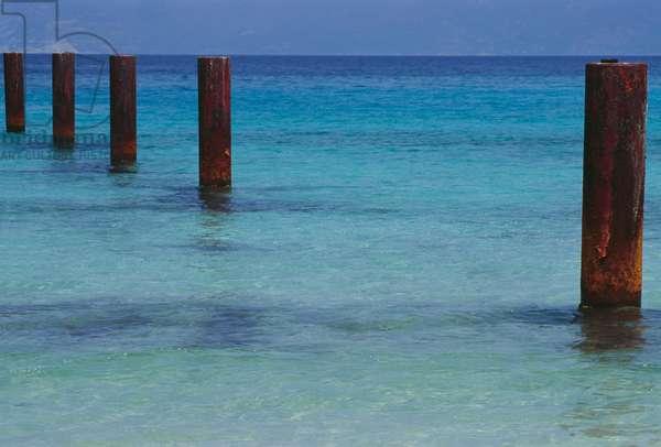 Sea, Corsica (photo)