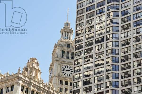 The Wrigley Building (photo)