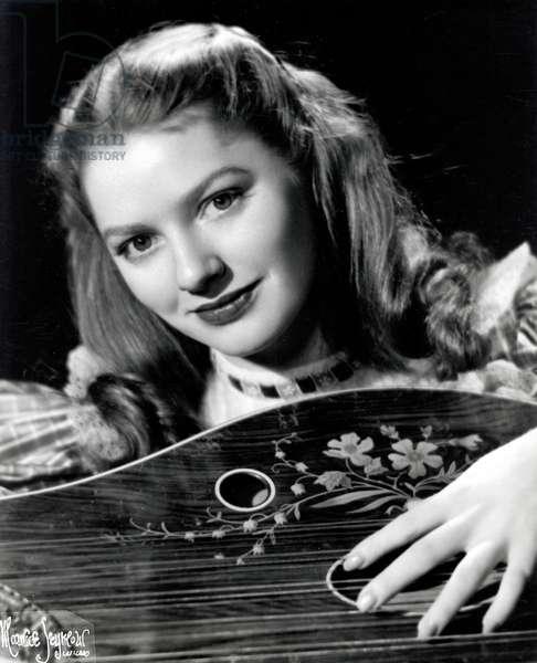 Susan Reed, circa 1948