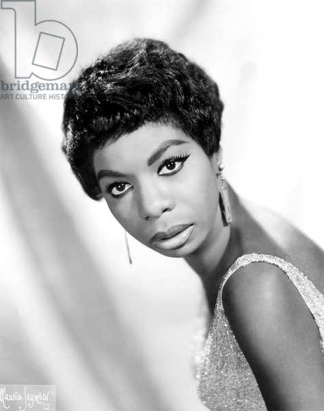 Nina Simone - publicity photograph