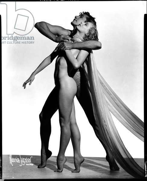 Corinne and Tito Valdez