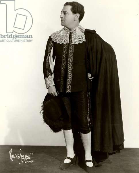 Tito Schipa as Almaviva