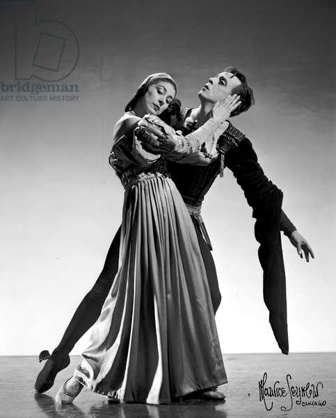 Margot Fonteyn and Robert Helpmann