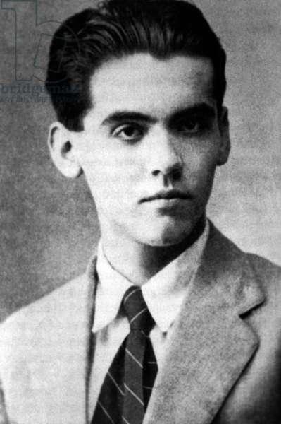 Lorca Federico Garcia, c.1920