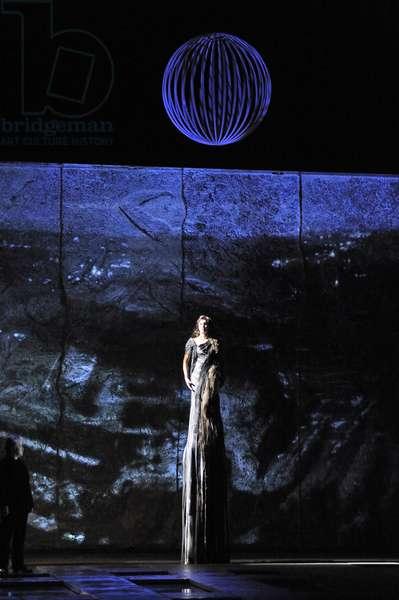 'Das Rheingold', opera by Richard Wagner, Staatsoper at the Schiller Theater, Berlin, 11th October 2010 (photo)