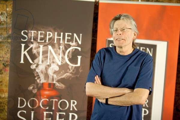 Stephen King in Munich, 2013 (photo)