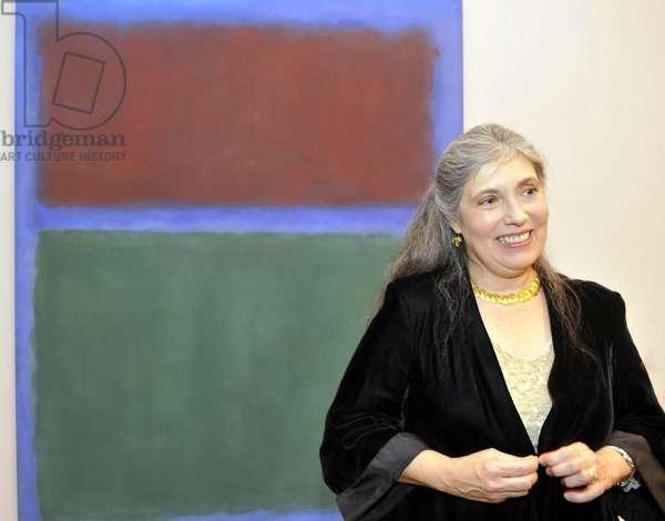 Kate Rothko Prizel 2008