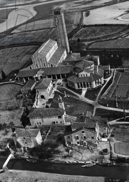Torcello (b/w photo)