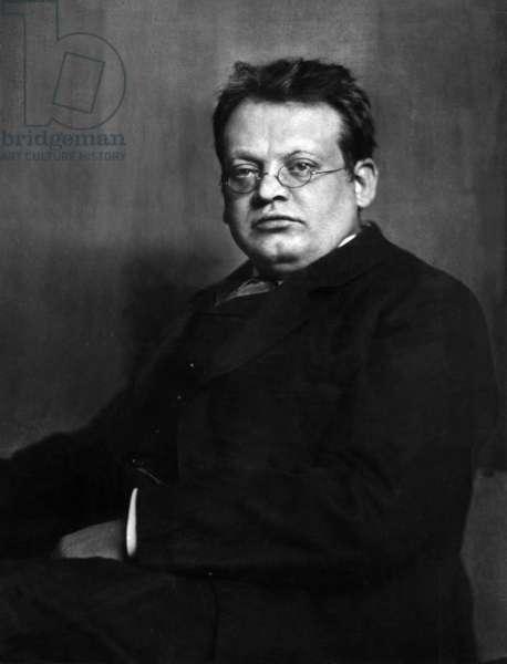 Max Reger, 1873-1916 (b/w photo)