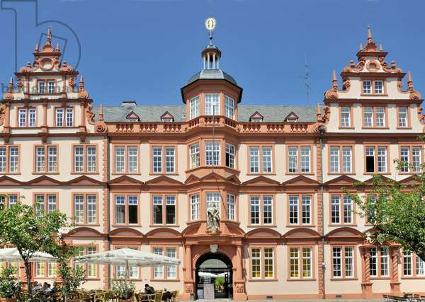 The Gutenberg Museum, Mainz, Germany (2010)