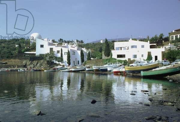 House of Salvador Dali, Cadaques, Spain, 1978 (photo)
