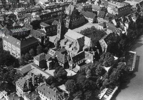 Basel (b/w photo)