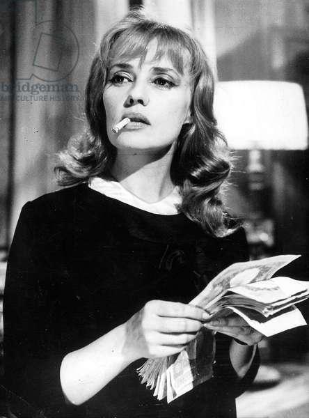 Jeanne Moreau (b.