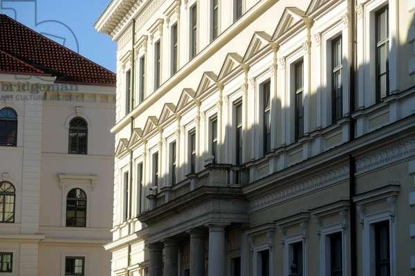 Palais Leuchtenberg, Munich, 2017 (photo)