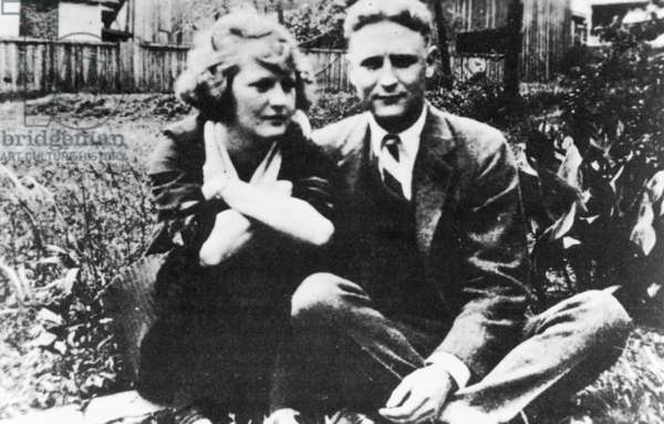 Zelda and F. Scott Fitzgerald, 1919