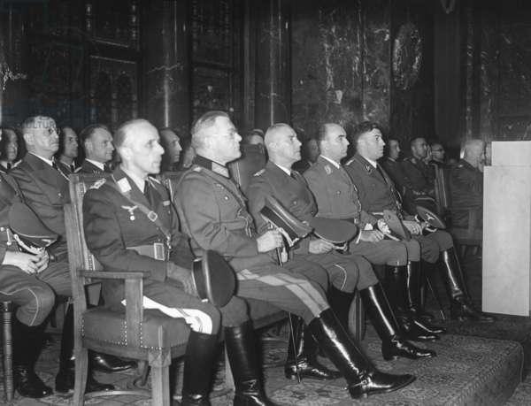 Second World War: Poland under German occupation, 1939 - 1944  (b/w photo)