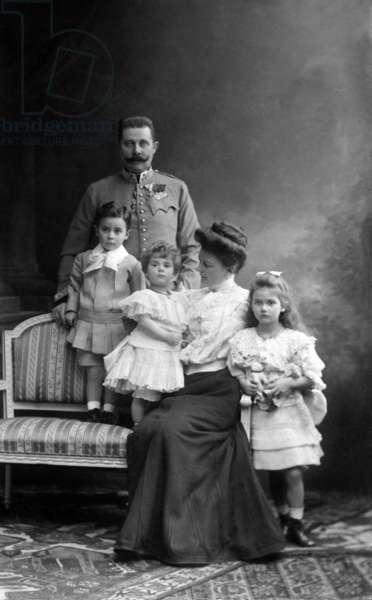 Archduke Francois Ferdinand of Austria