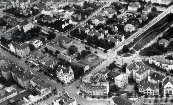 Qingdao, 1936 (b/w photo)
