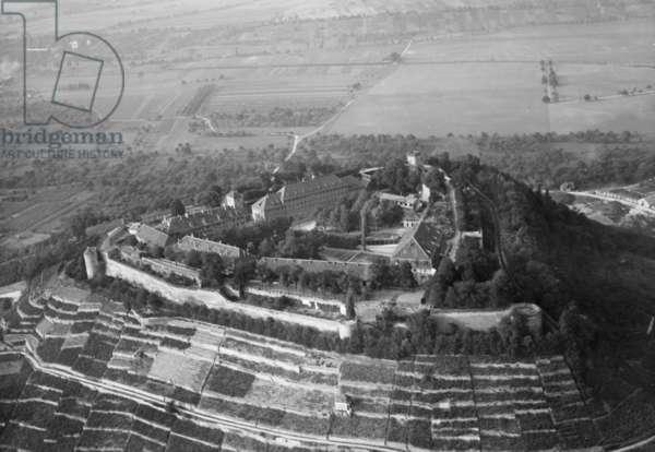Fort Hohenasperg (b/w photo)
