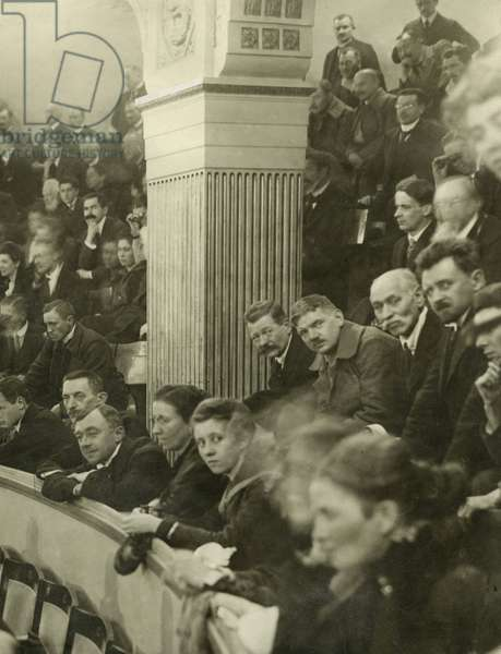 National Assembly in Weimar, 1919