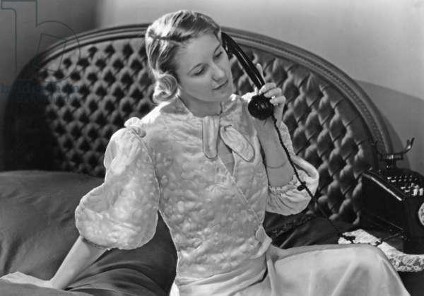 Women's fashion, 1934