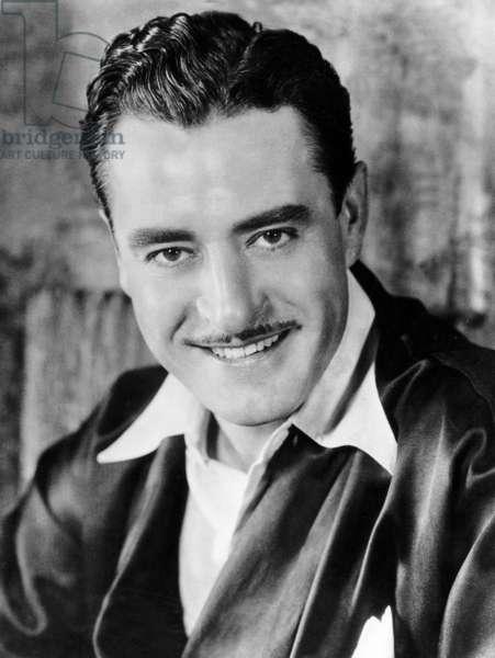 John Gilbert, 1930 (b/w photo)