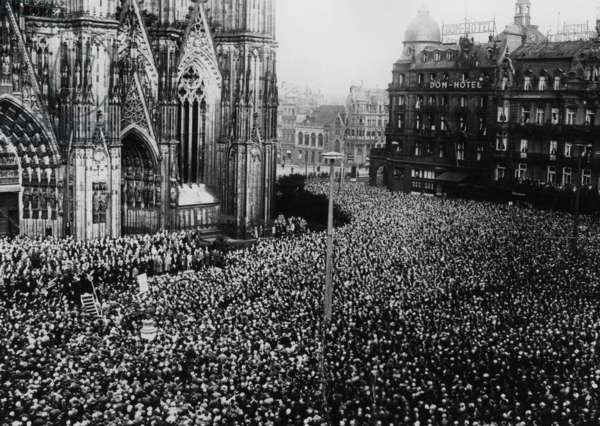 Protests against the Treaty of Versailles, 1929
