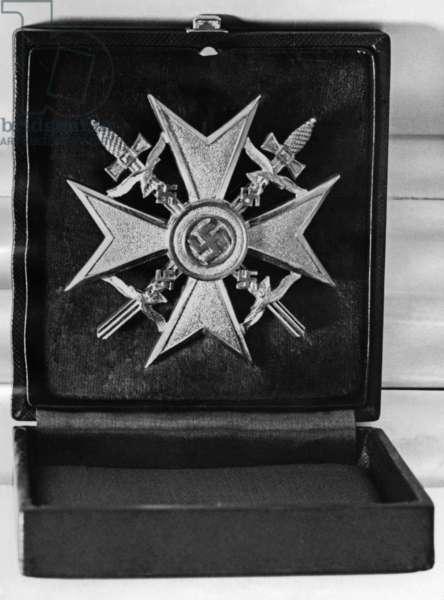 Spanish Cross for the Condor Legion, 1939