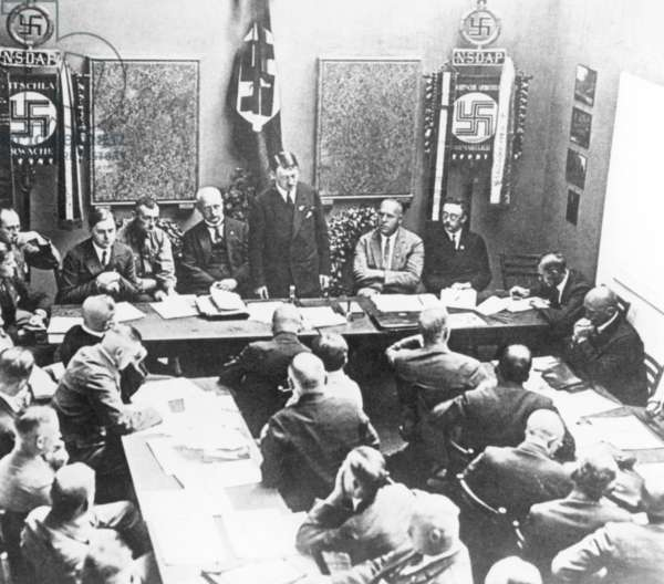 Founding event of the NSDAP, 1925