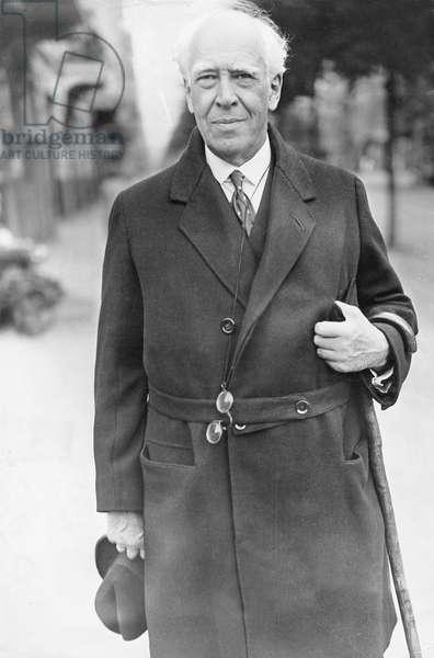 Constantin Stanislavski, 1927 (b/w photo)