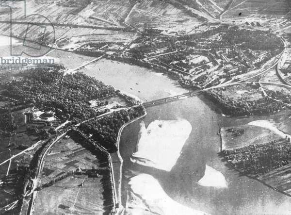 Fort Ivangorod 1915 (b/w photo)