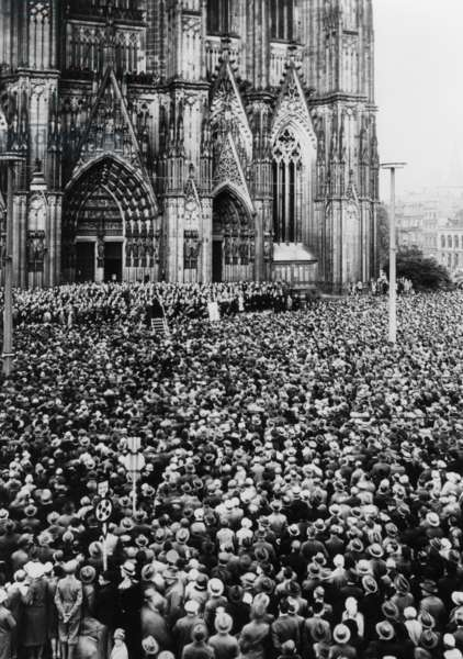 Protests against the Treaty of Versailles, 1919
