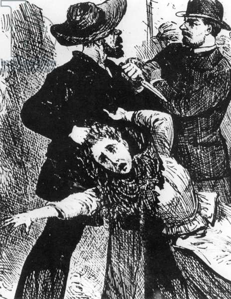 The criminal case of Jack the Ripper, 1889