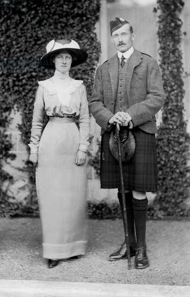 Arthur of Connaught and Alexandra of Fife