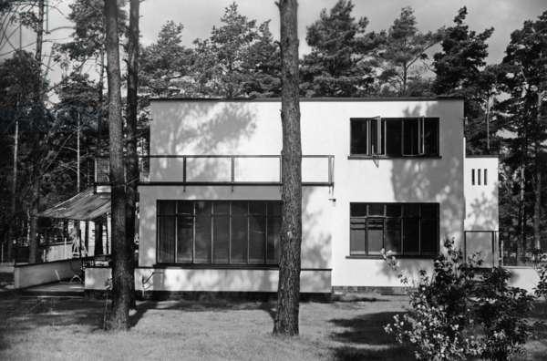 Lewin House in Zehlendorf