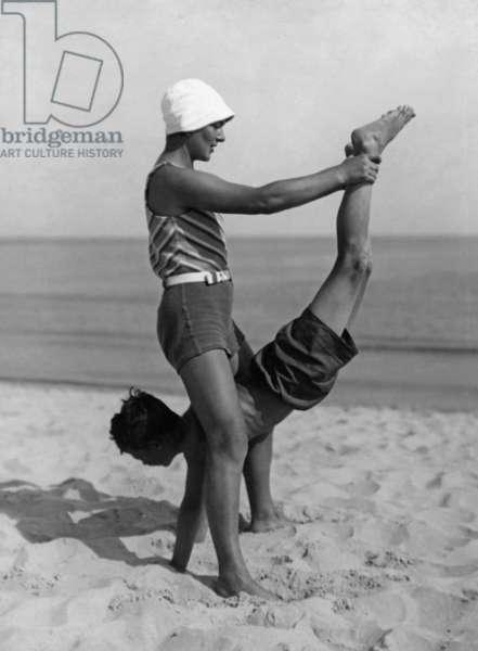 Gymnastics, 1930s