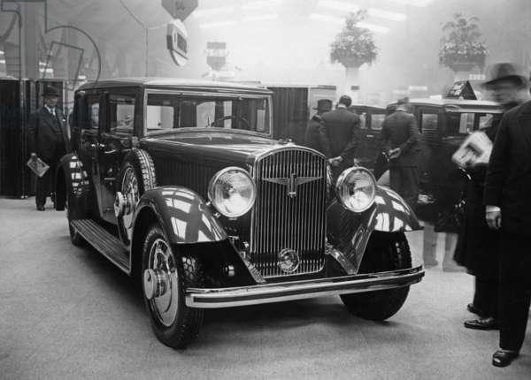 Adler Standard 6, 1931
