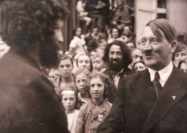 Hitler in Oberammergau, 1934