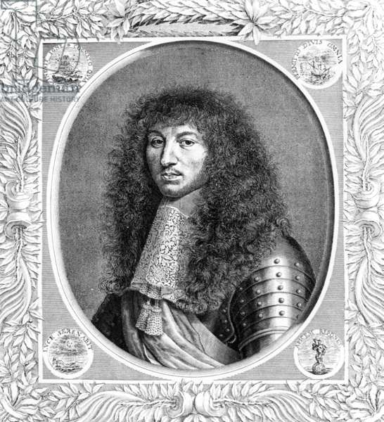 Portrait of King Louis XIV, 1661