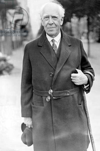 Constantin Stanislavski 1927 (b/w photo)