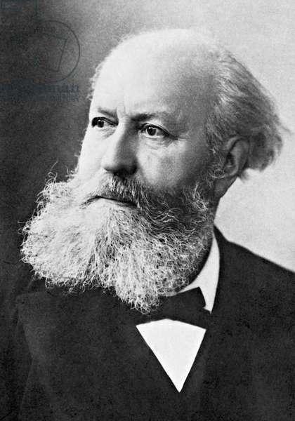 Charles Gounod (b/w photo)