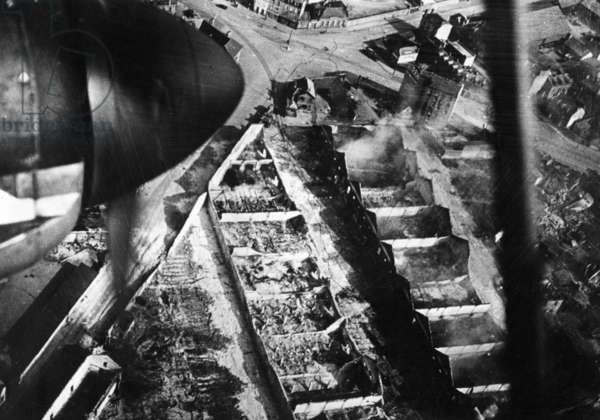 Air attack on Dunkirk, June 1940