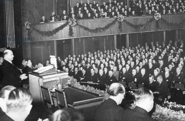 Anniversary of the Reichsfilmkammer, 1939