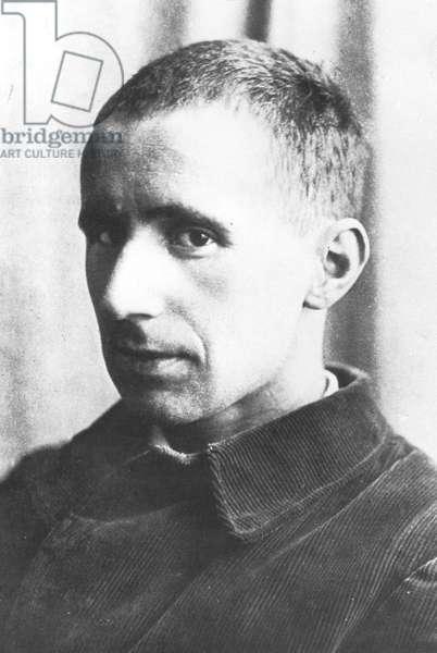 Bertolt Brecht, 1930 (b/w photo)
