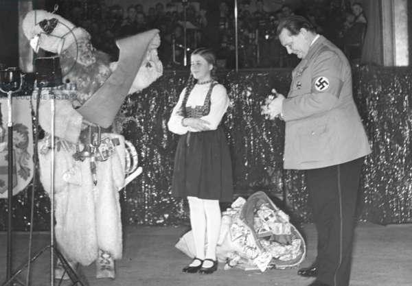 Hermann Göring, 1937 (b/w photo)