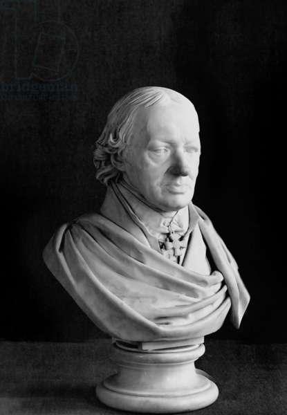Johann Elert Bode (b/w photo)