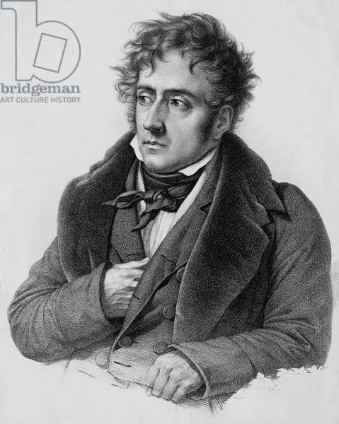 Francois Rene Vicomte de Chateaubriand