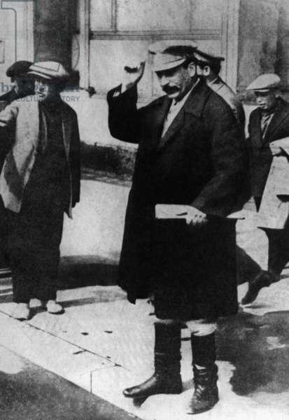 Joseph V. Stalin, 1930 (b/w photo)